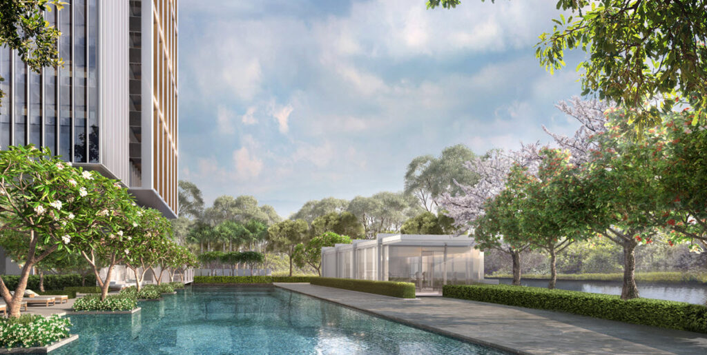 Riviere at Singapore River by Frasers Property Near to Great World City MRT Station